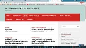 Blog Docente