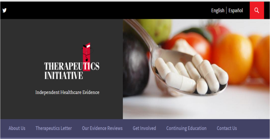 Therapeutics Initiative